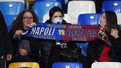 Susunan Pemain Napoli Vs Barcelona
