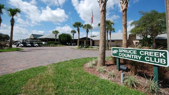 Perumahan unik di Florida, AS.
