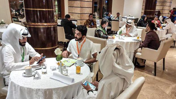 Genjot Wisatawan Arab, Indonesia Promosi Sampai Jeddah