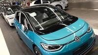 Mengintip Pabrik Mobil Listrik VW di Jerman, Sehari Produksi 1.500 Unit!