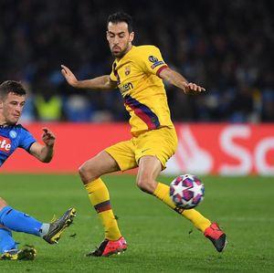 Napoli Vs Barcelona: Blaugrana dalam Kondisi Sulit Hadapi Leg Kedua