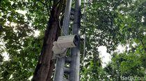 Kamera Pendeteksi Wajah di Surabaya Intai Pembuang Sampah Sembarangan