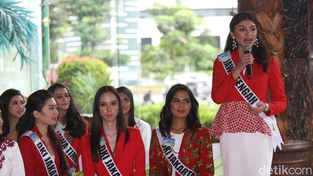 Puteri Indonesia 2020 Wakil Jateng Kaget Disebut Mirip Kylie Jenner