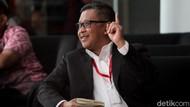 Ekspresi Hasto Saat Diperiksa KPK Soal Suap PAW