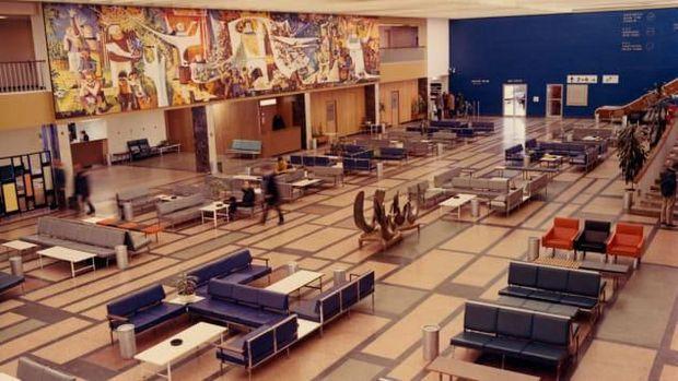 Gander Airport, Bandara Retro Pertama Dunia