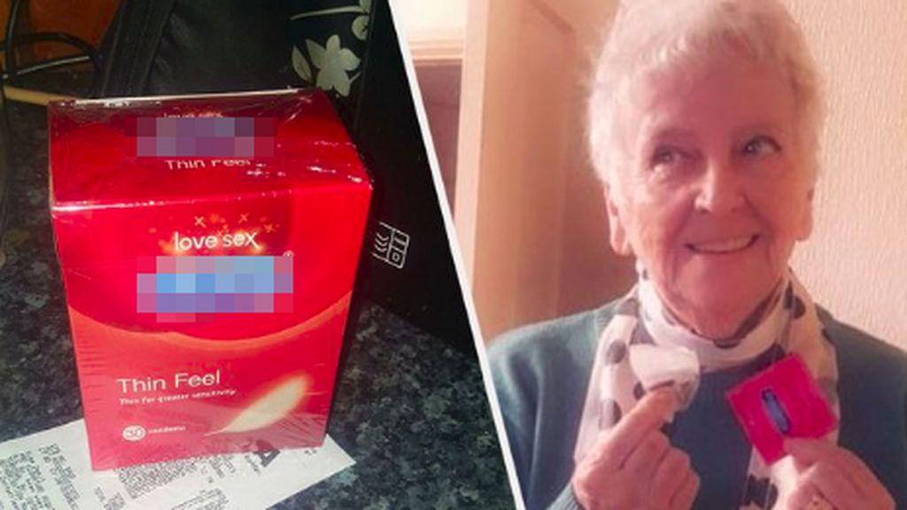 Viral Kisah Nenek Keliru Beli Kondom Ukuran Jumbo Dikira Teh
