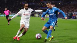 Babak Pertama Lyon Vs Juventus: Bianconeri Tertinggal 0-1