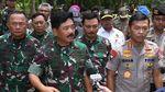 Momen Penglima TNI-Kapolri Tinjau Pulau Sebaru Kecil