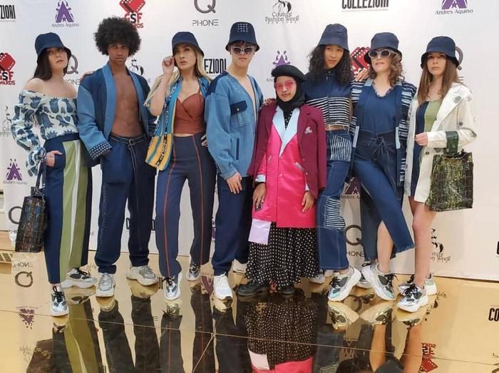 Mahasiswi Yang Bisa Ke New York Fashion Week Ini Juga Pernah Putus Asa