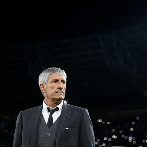 Jelang El Clasico, Setien Saksikan Real Madrid Tersungkur di Bernabeu