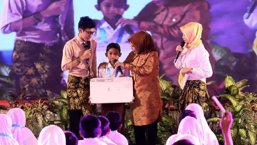 Siswa SD di Kabupaten Serang Wisata Gratis ke Singapura, Ini Prestasinya