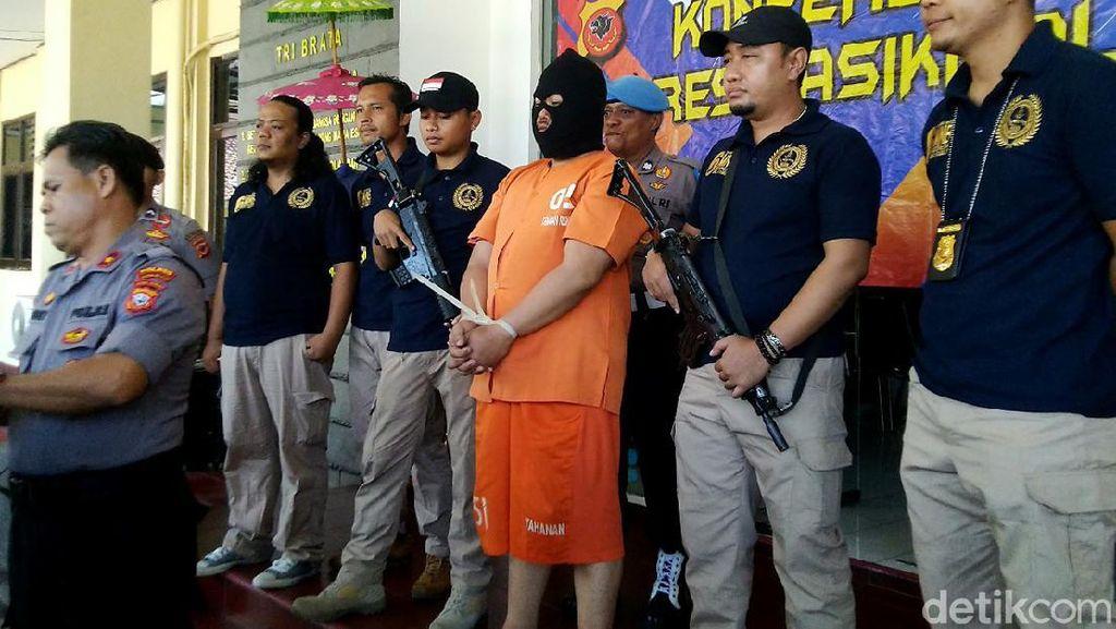 Bunuh dan Buang Delis ke Gorong-gorong, Ayah Keji Terancam 20 Tahun Bui