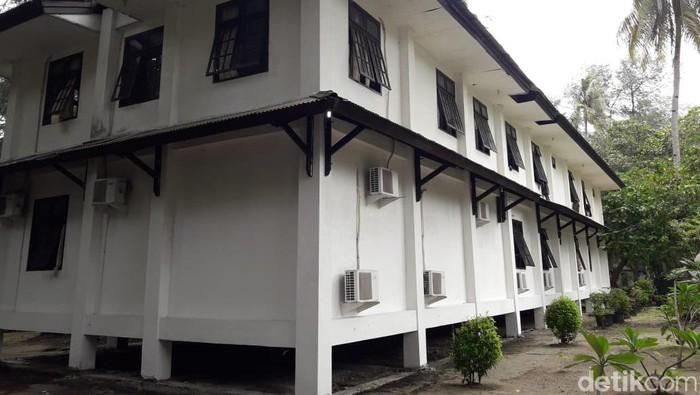 Suasana Pulau Sebaru (M Ilman Nafian-detikcom)