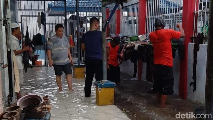 lapas ponorogo kebanjiran