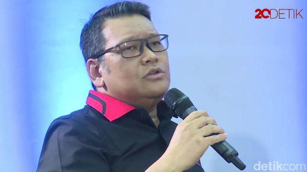 Anies Unggul di 2 Survei, PDI-P: Hiburan di Tengah Banjir