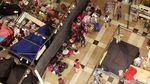 Suasana Mal Thamrin City Pascakebakaran