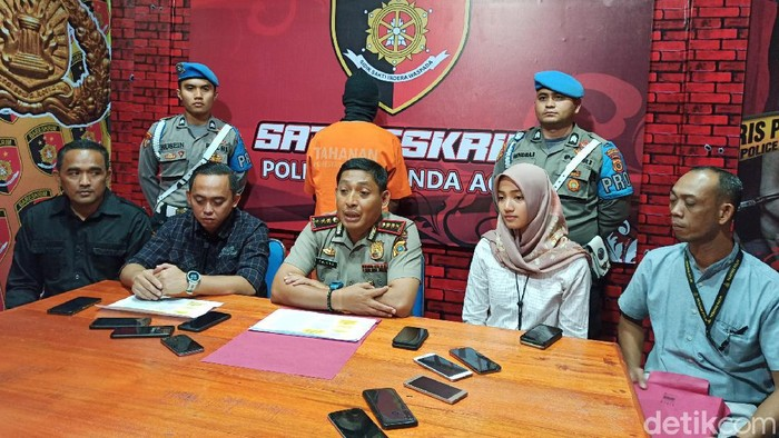 Pria pemerkosa keponakan di Aceh ditangkap (Agus Setyadi/detikcom)