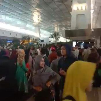 Calon Jemaah Umrah