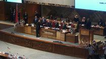 Video DPR Tetapkan Anggota KPU Pengganti Wahyu Setiawan