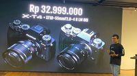 Fujifilm X-T4 Tiba di Indonesia, Ini Harganya