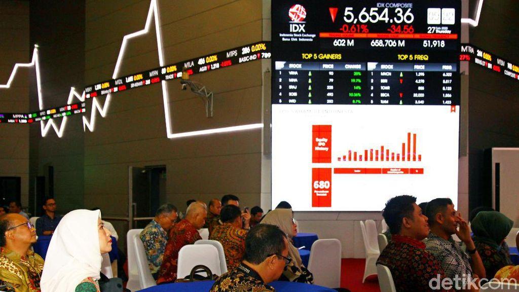 Dear Perusahaan Properti, Yuk Gabung di Lantai Bursa