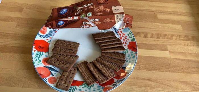 biskuit tanpa krim