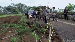 Tanah Ambles di Batang Meluas, Bupati: Kedalaman 30 Meter Seperti Bubur