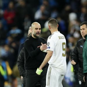 Man City Vs Madrid: Guardiola Tepikan Keunggulan Agregrat