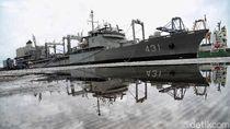 Kapal Perang Iran Merapat di Tanjung Priok