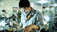 Konsumsi Naik, Pabrik di China Mulai Bangkit