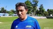 Respons Bima Sakti Timnya Masuk Grup Neraka di Piala Asia U-16
