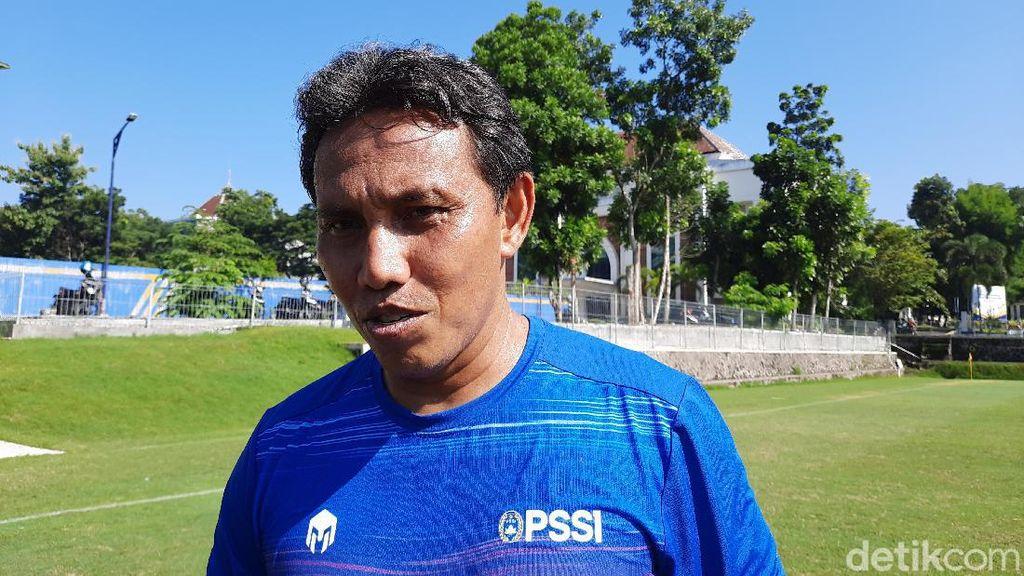 Timnas U-16 Gagal Uji Coba Lawan Thailand, Bima Sakti Kecewa