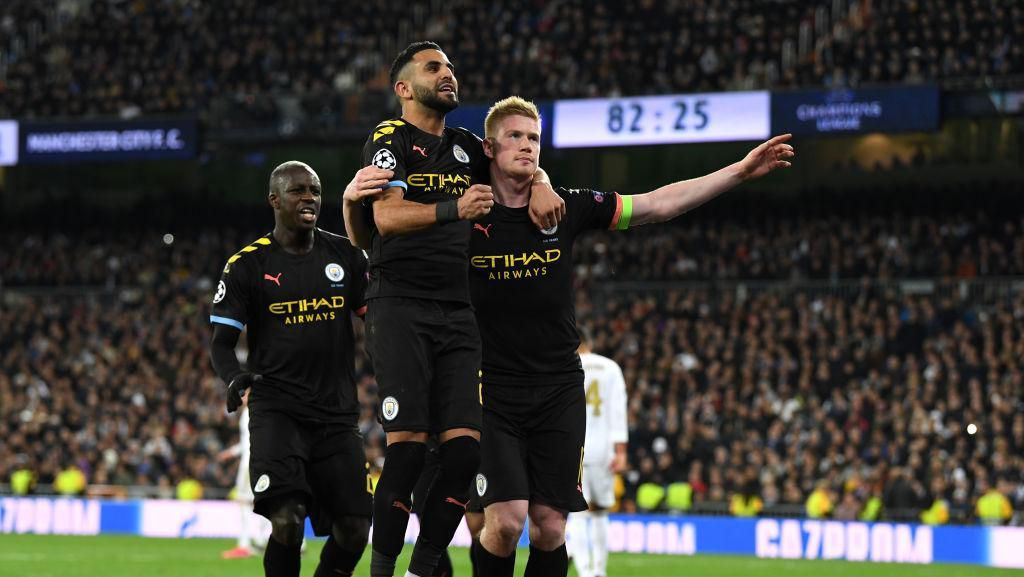 Man City Vs Real Madrid: Rooney Jagokan The Citizens, tapi...