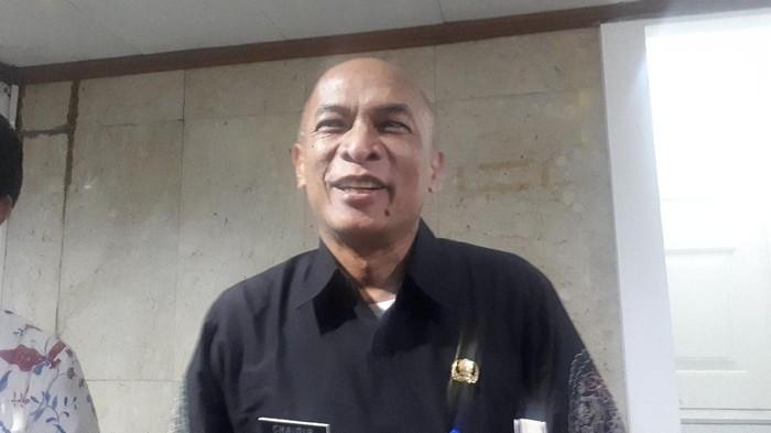 Kepala Badan Kepegawaian Daerah (BKD) Chaidir