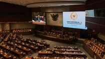 Tutup Masa Sidang, Ini Pesan Ketua DPR Puan Maharani