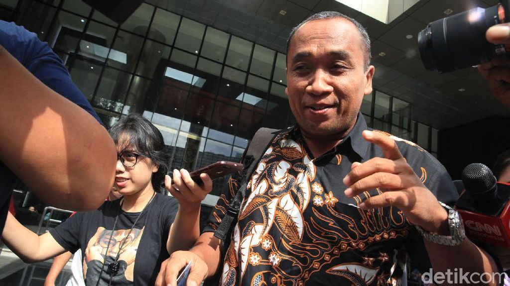 Kalapas Kembangkuning Dicecar KPK soal Aliran Duit di Kasus Suap Wawan