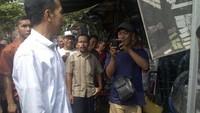 Dibandingkan Lagi dengan Anies, Begini Cerita Jokowi Saat Relokasi PKL