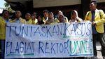 Mahasiswa Datangi Ombudsman Terkait Kasus Plagiat Rektor Unnes