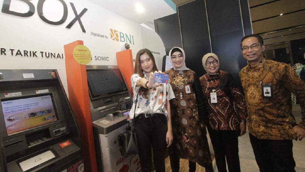 Demi Anak Muda, BNI Sonic Dibuat Makin Lengkap di BNI Java Jazz Festival 2020