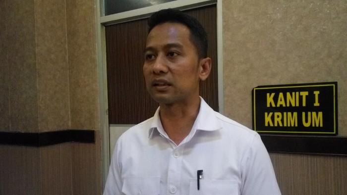 Kanit Krimum Polres Jaksel AKP Ricky Pranata