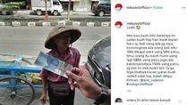 Miris! Kisah 5 Penjual Makanan yang Ditipu Pakai Uang Palsu
