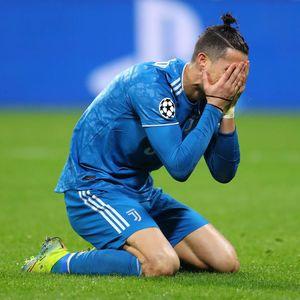Lyon vs Juventus: Ronaldo Tumpul!