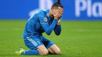 Bahkan Cristiano Ronaldo Tak Bisa Menolong Juventus