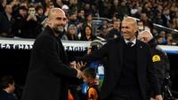 Guardiola: Zidane Pasti Belajar