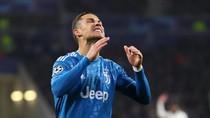 Kalah dari Lyon, Ronaldo Menanti Pembalasan di Turin