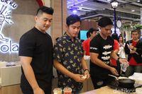 Ini Tips Sukses Gibran, Kaesang dan Chef Arnold Jalankan Bisnis Kuliner