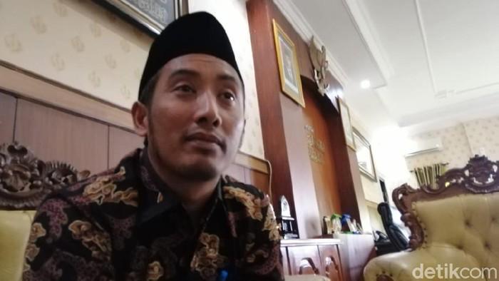 Staf Khusus Kementerian Agama, Ubaidilah Amin Moch
