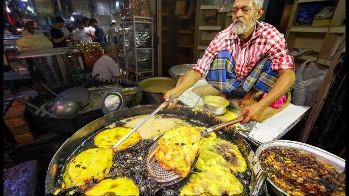 Mumbai Jajanan Kaki LIma