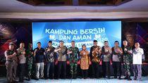 Pemkab Serang dan TNI-Polri Siap Kawal Lomba Kampung Bersih 2020