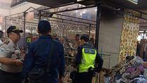 Video Kobaran Api di Lantai Dasar Thamrin City Pagi Ini